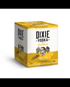DIXIE VODKA COCKTAILS TONY'S TEA - CASE